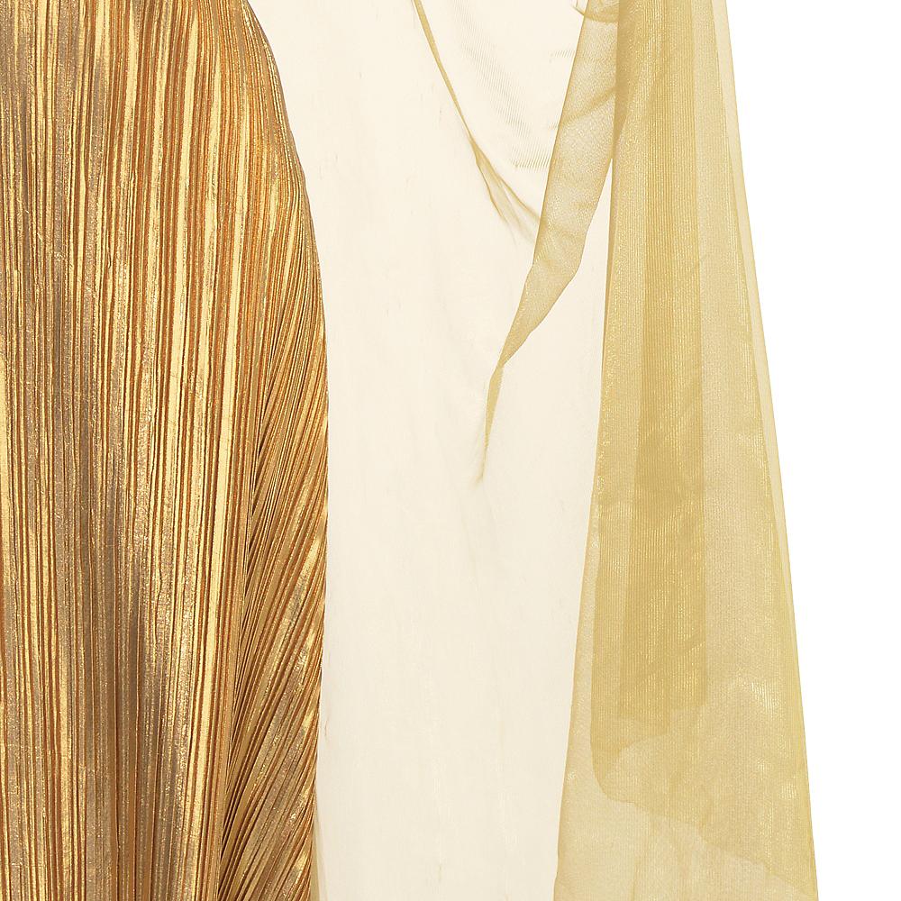 Adult Golden Cleopatra Costume Image #4