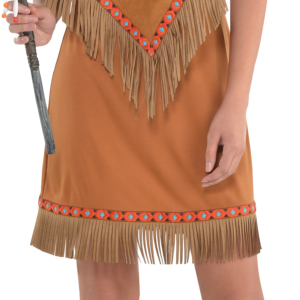 Adult Native American Princess Costume Image #4