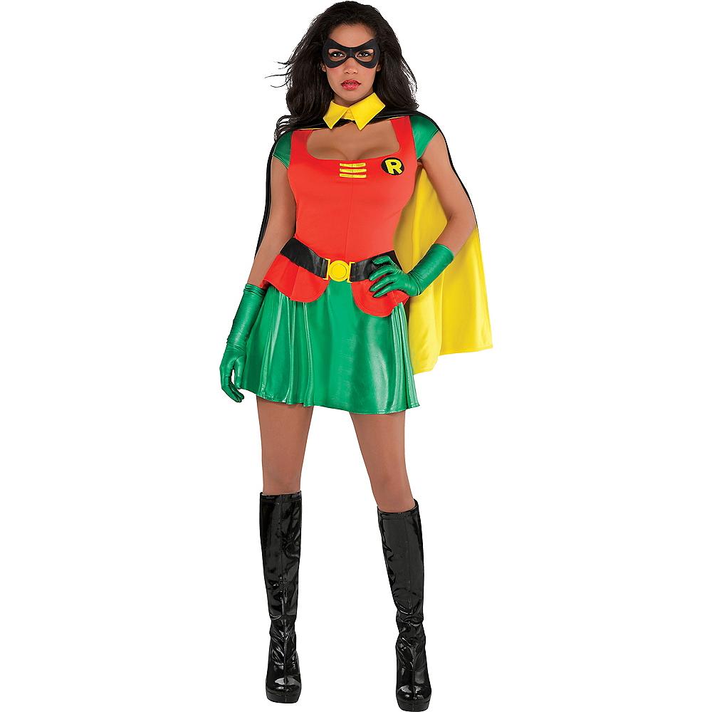 Adult Robin Costume - Batman Image #1