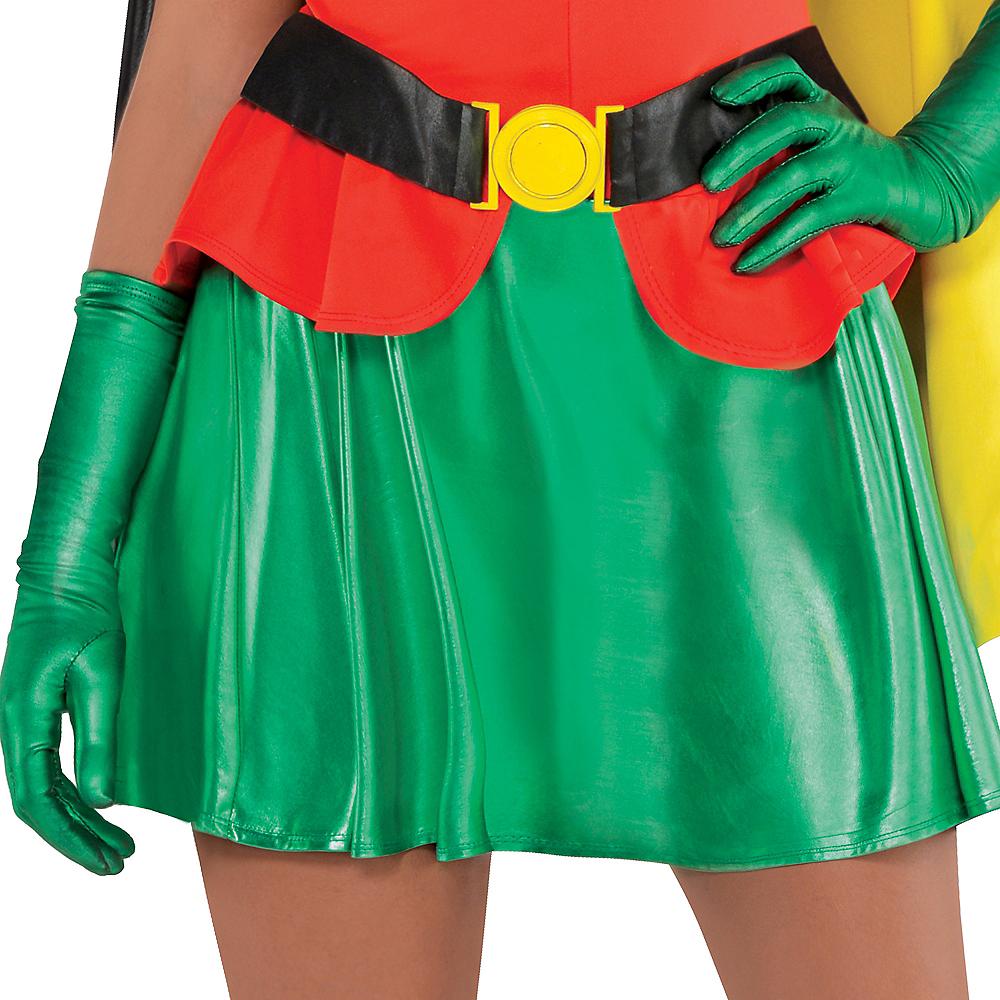 Adult Robin Costume - Batman Image #4