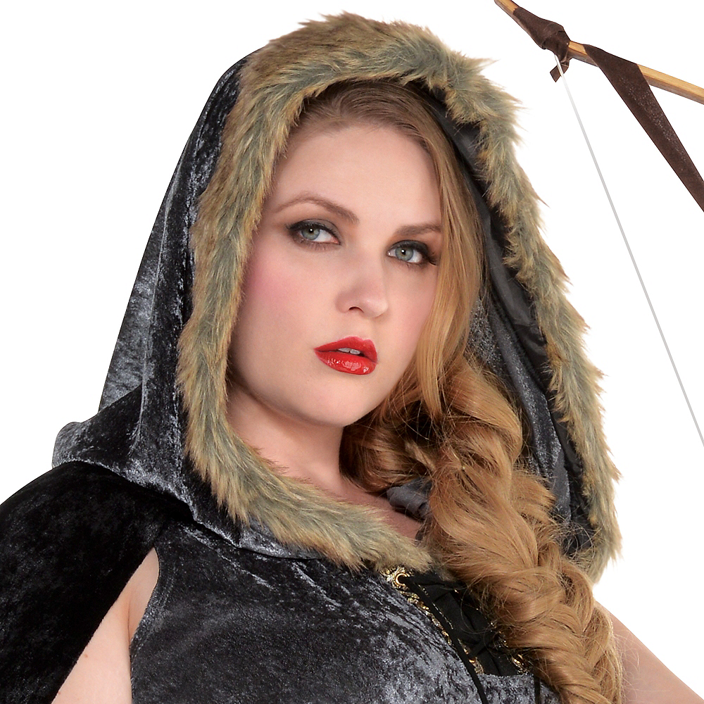 Adult Skilled Archer Costume Plus Size Image #2