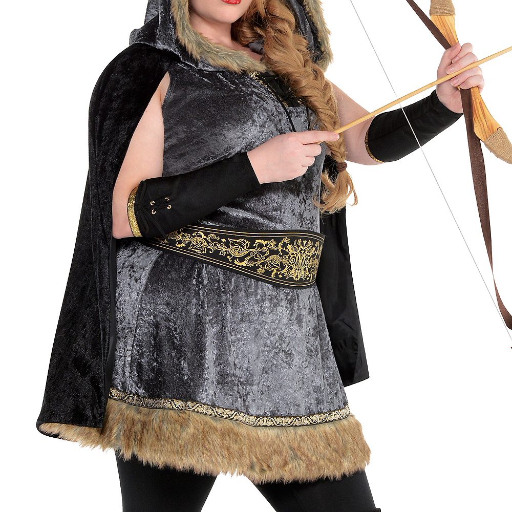 Adult Skilled Archer Costume Plus Size Image #3