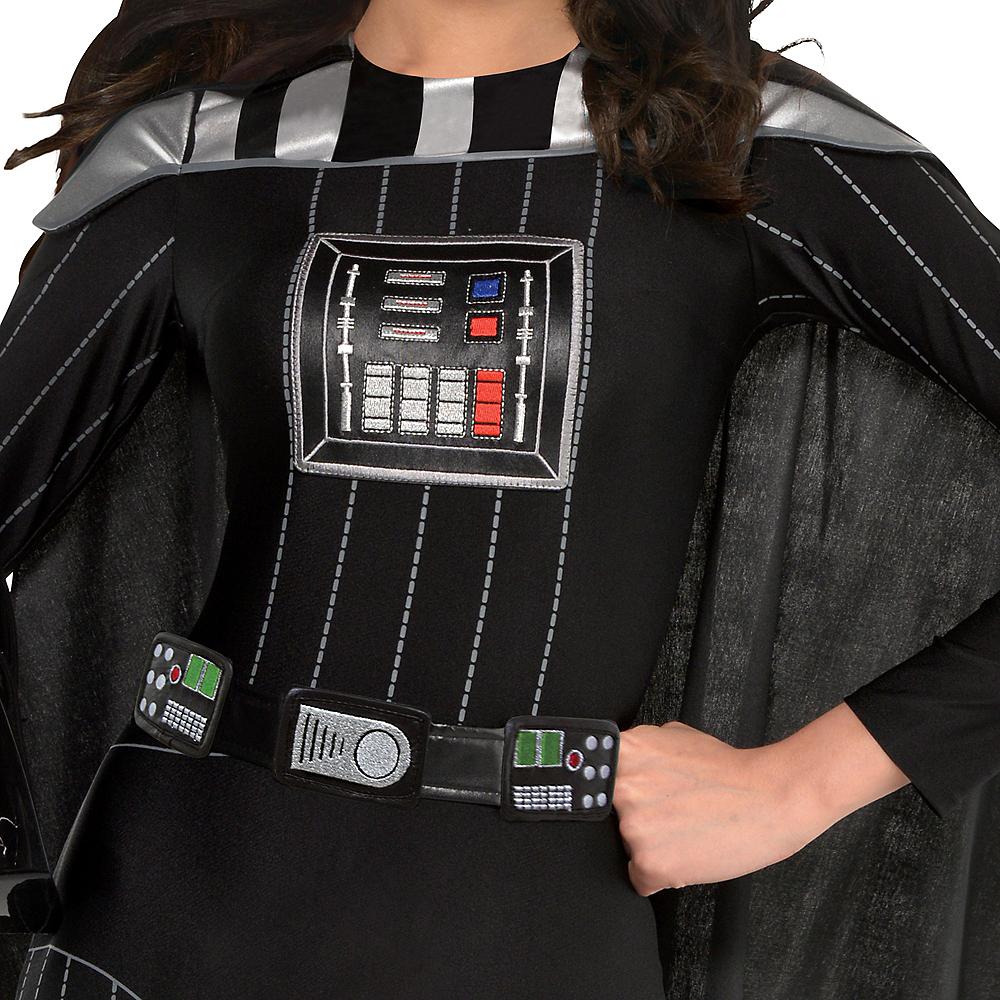 Adult Darth Vader Jumpsuit Costume - Star Wars Image #3