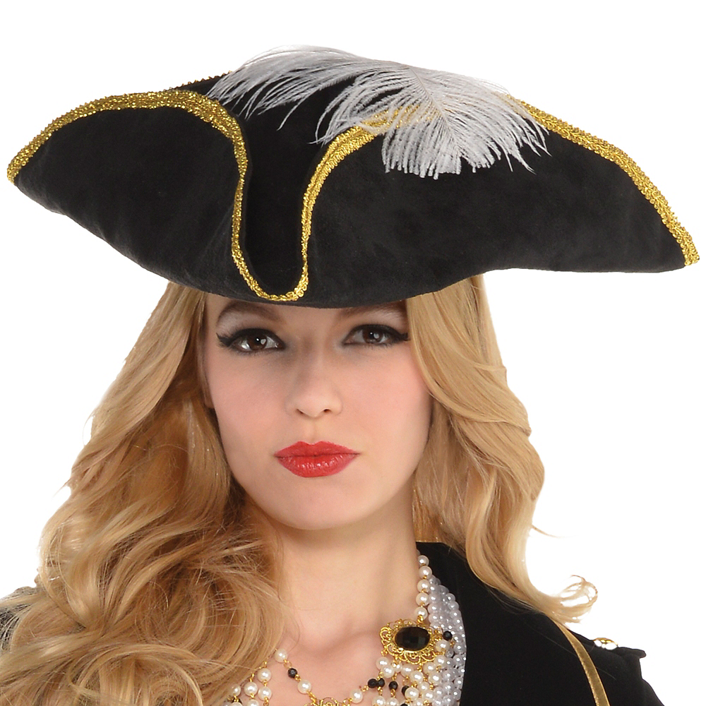 Adult Treasure Vixen Pirate Costume Image #2