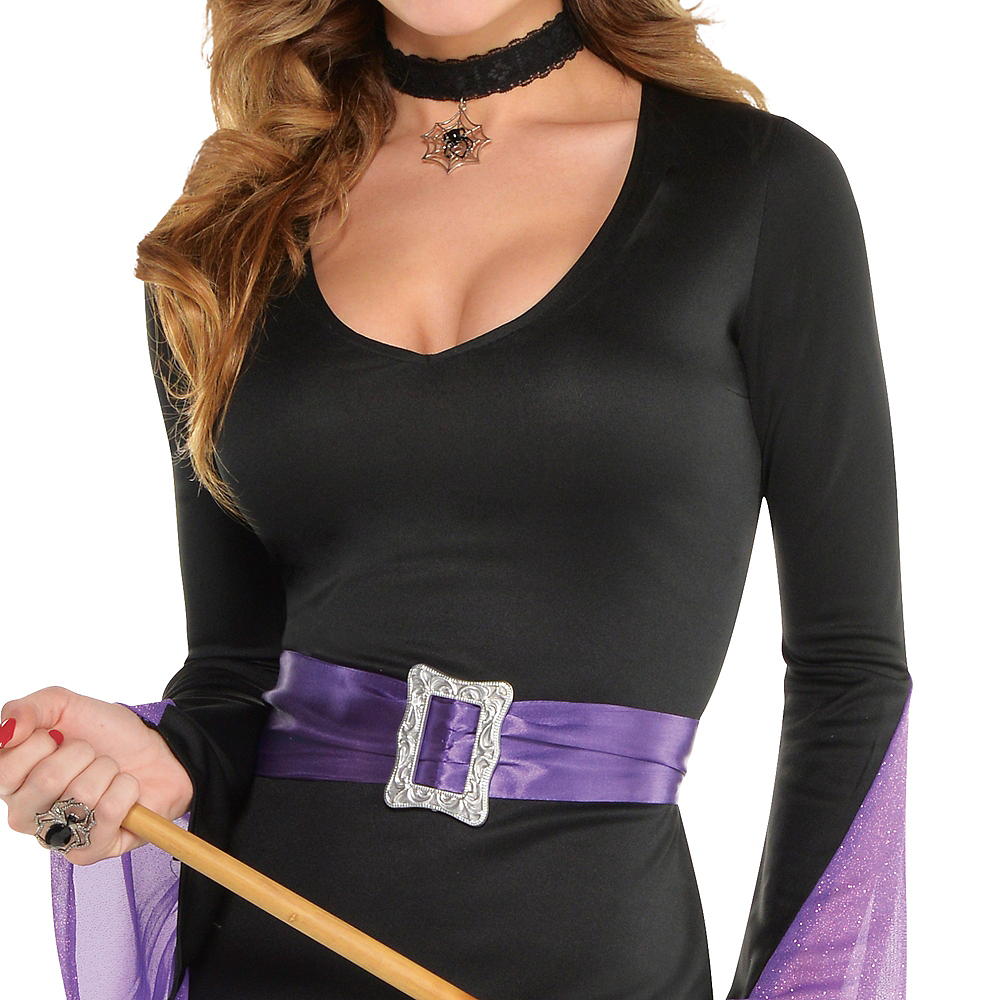 Adult Witchy Witch Costume Image #3