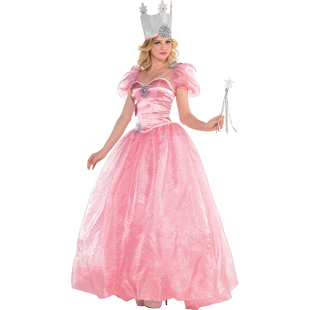 Womens Glinda Costume - Wizard of Oz Image #1
