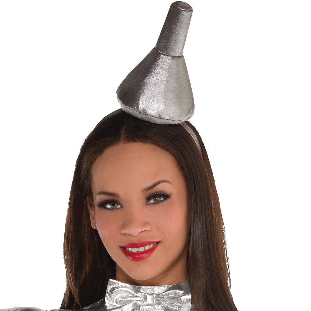 Adult Tin Man Costume - Wizard of Oz Image #2