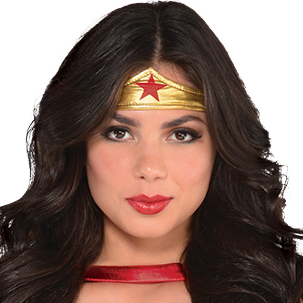 Adult Wonder Woman Costume Image #2