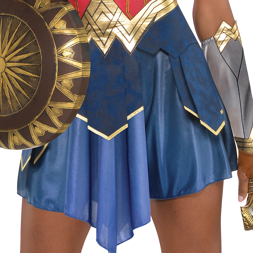 Womens Wonder Woman Costume - Wonder Woman Movie Image #4