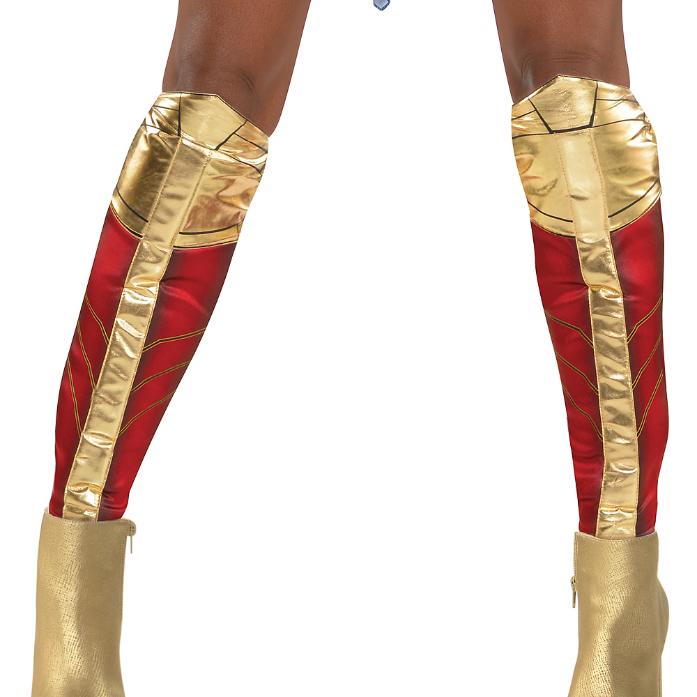 Nav Item for Womens Wonder Woman Costume - Wonder Woman Movie Image #5