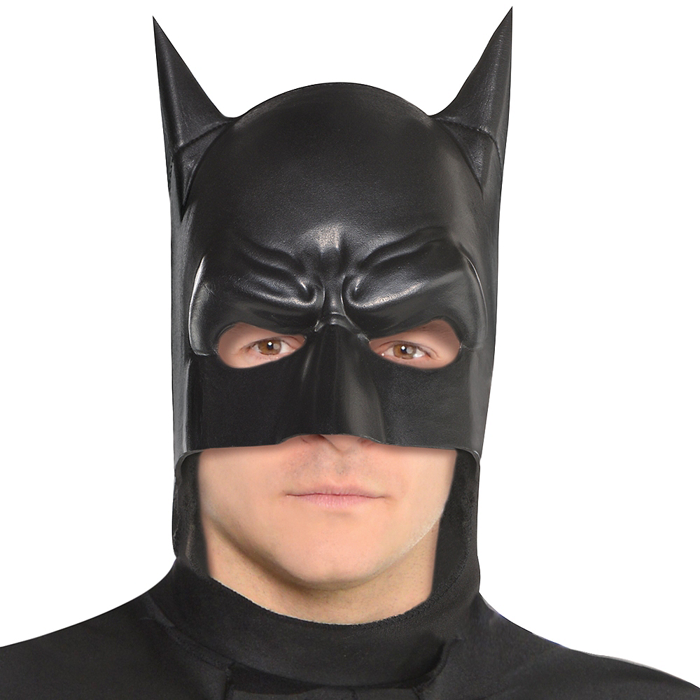 Adult Batman Muscle Costume Image #2