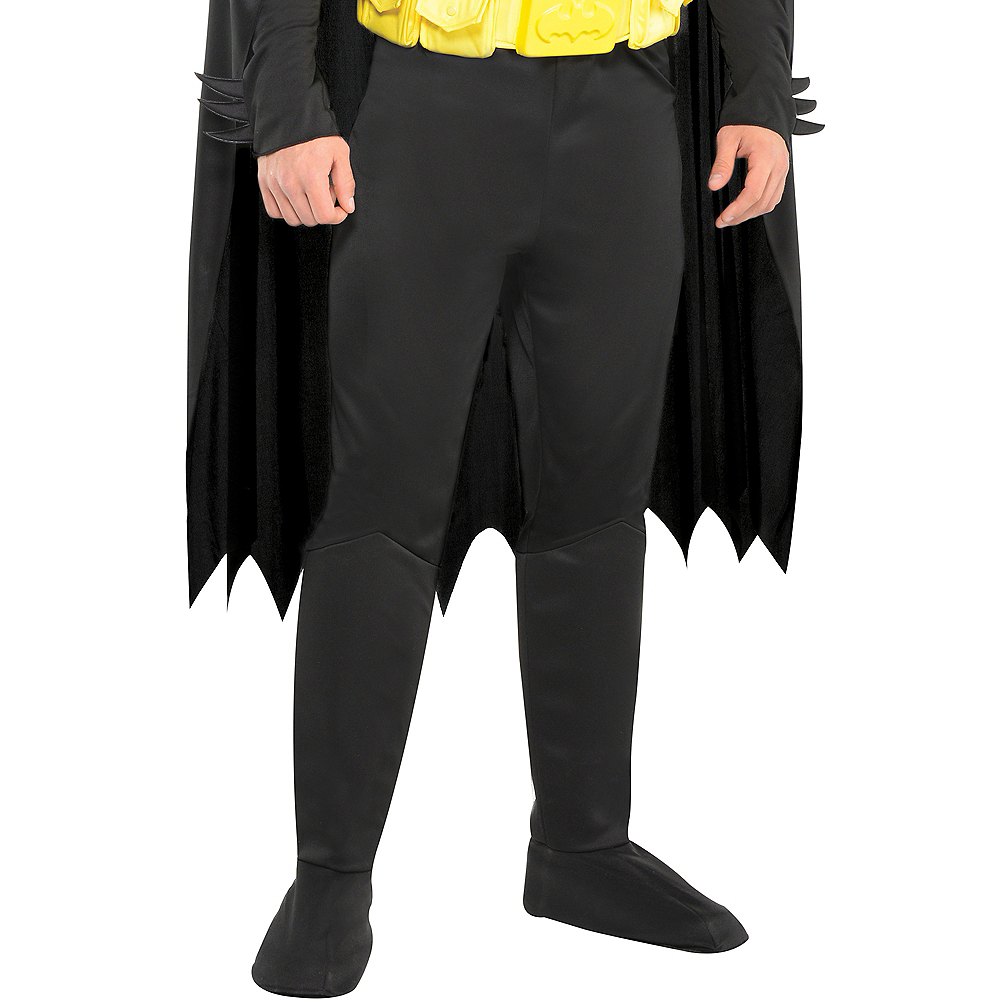 Adult Batman Muscle Costume Image #4