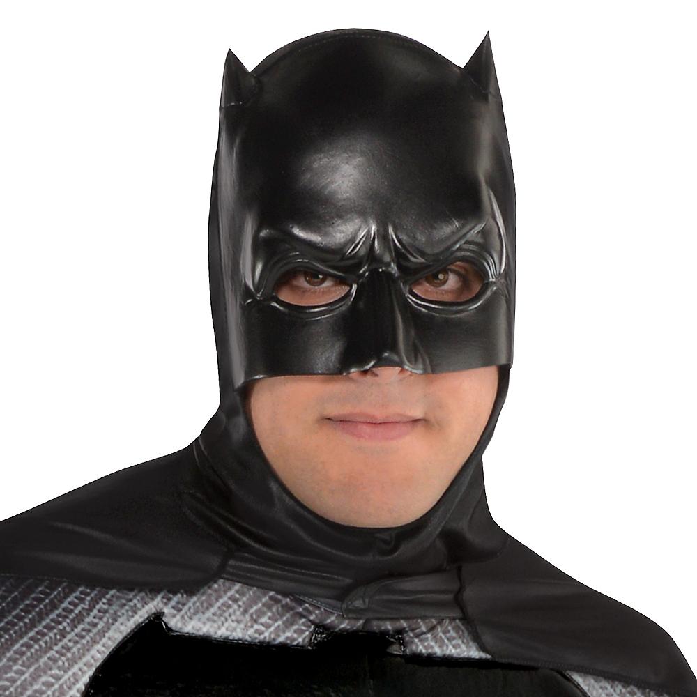 Adult Batman Muscle Costume Plus Size - Justice League Part 1 Image #2