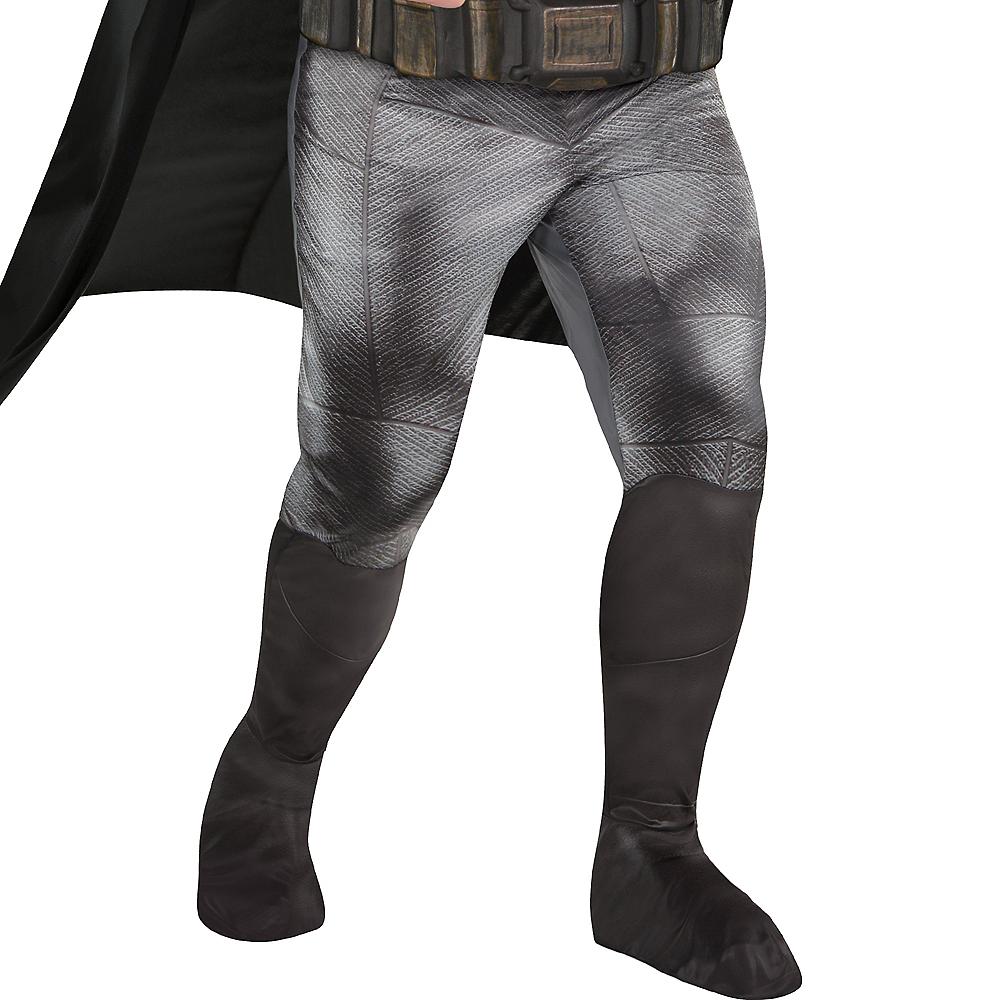 Adult Batman Muscle Costume Plus Size - Justice League Part 1 Image #4