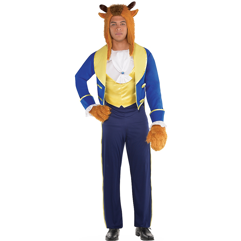 Adult Beast Costume Beauty And The Beast Party City