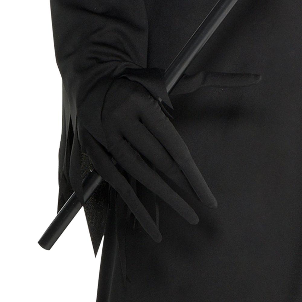 Mens Light-Up Glaring Grim Reaper Costume Image #4