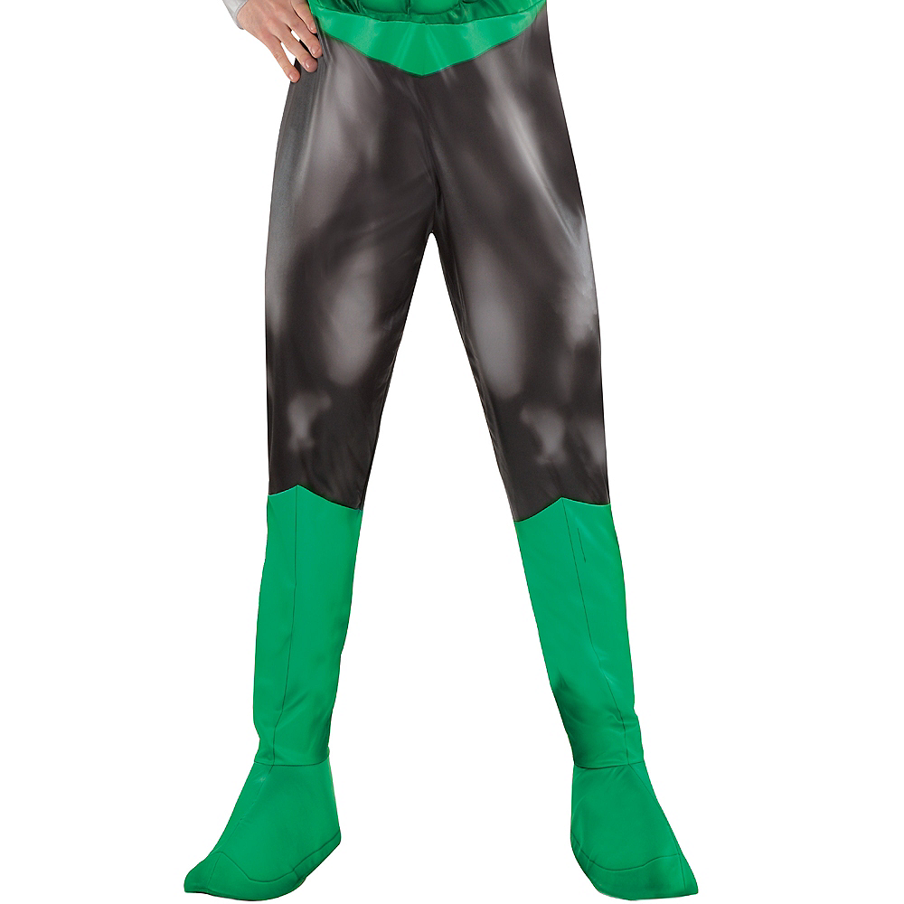 Adult Green Lantern Muscle Costume - DC Comics New 52 Image #4