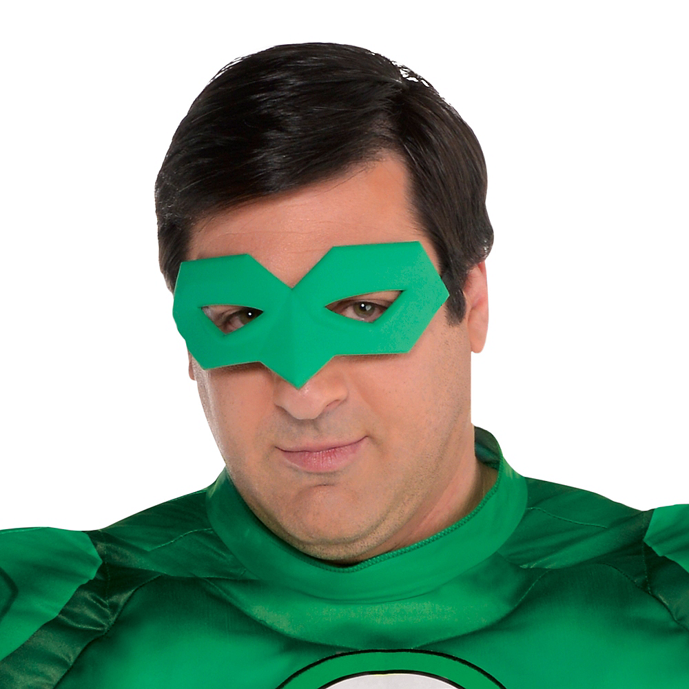 Adult Green Lantern Muscle Costume Plus Size - DC Comics New 52 Image #2