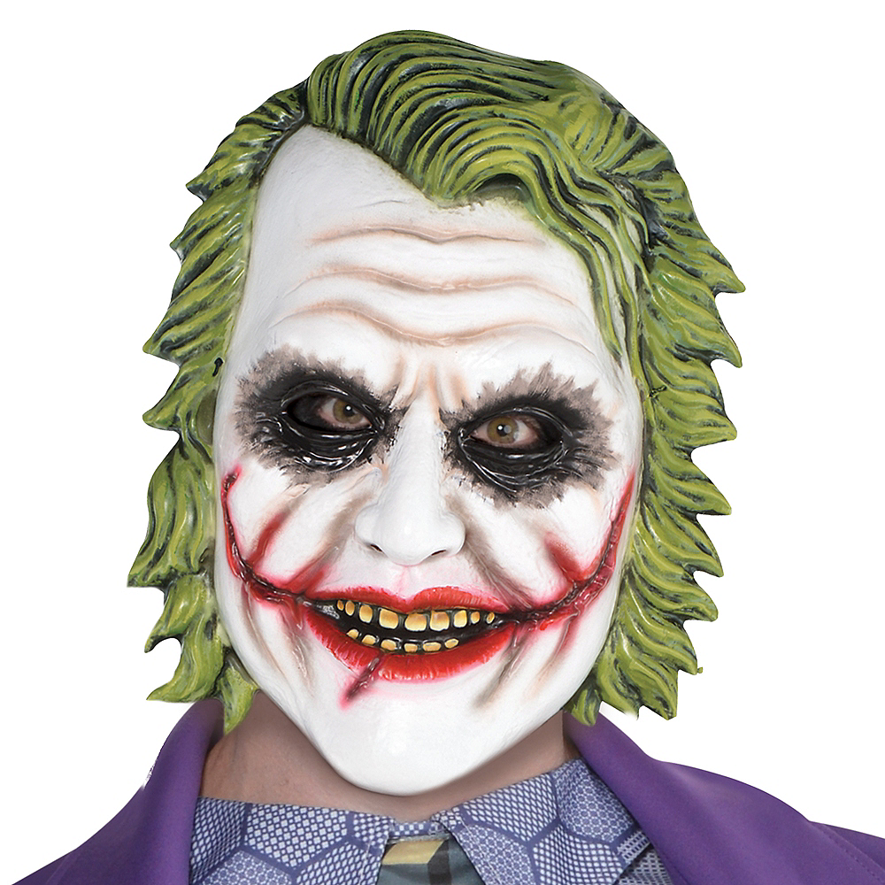 Adult Joker Costume - The Dark Knight Image #2
