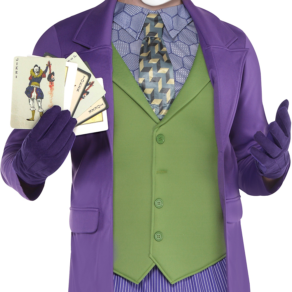 Adult Joker Costume - The Dark Knight Image #3