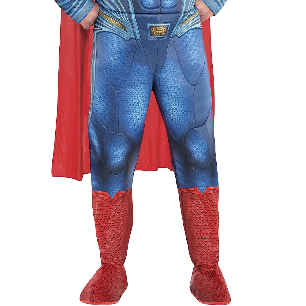 Adult Superman Muscle Costume Plus Size - Justice League Part 1 Image #3