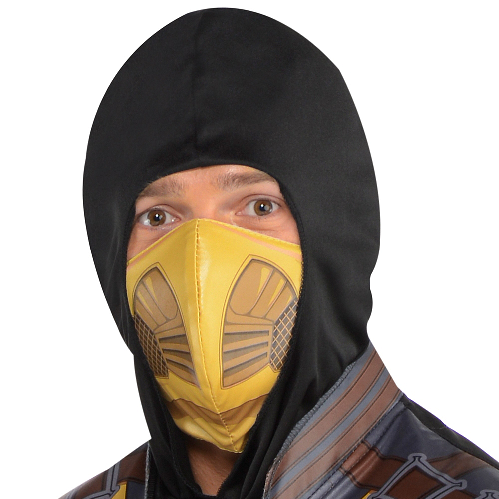 Adult Scorpion Costume Mortal Kombat X Party City