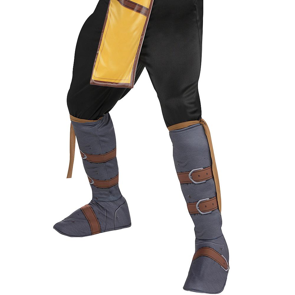 Adult Scorpion Costume - Mortal Kombat X Image #4