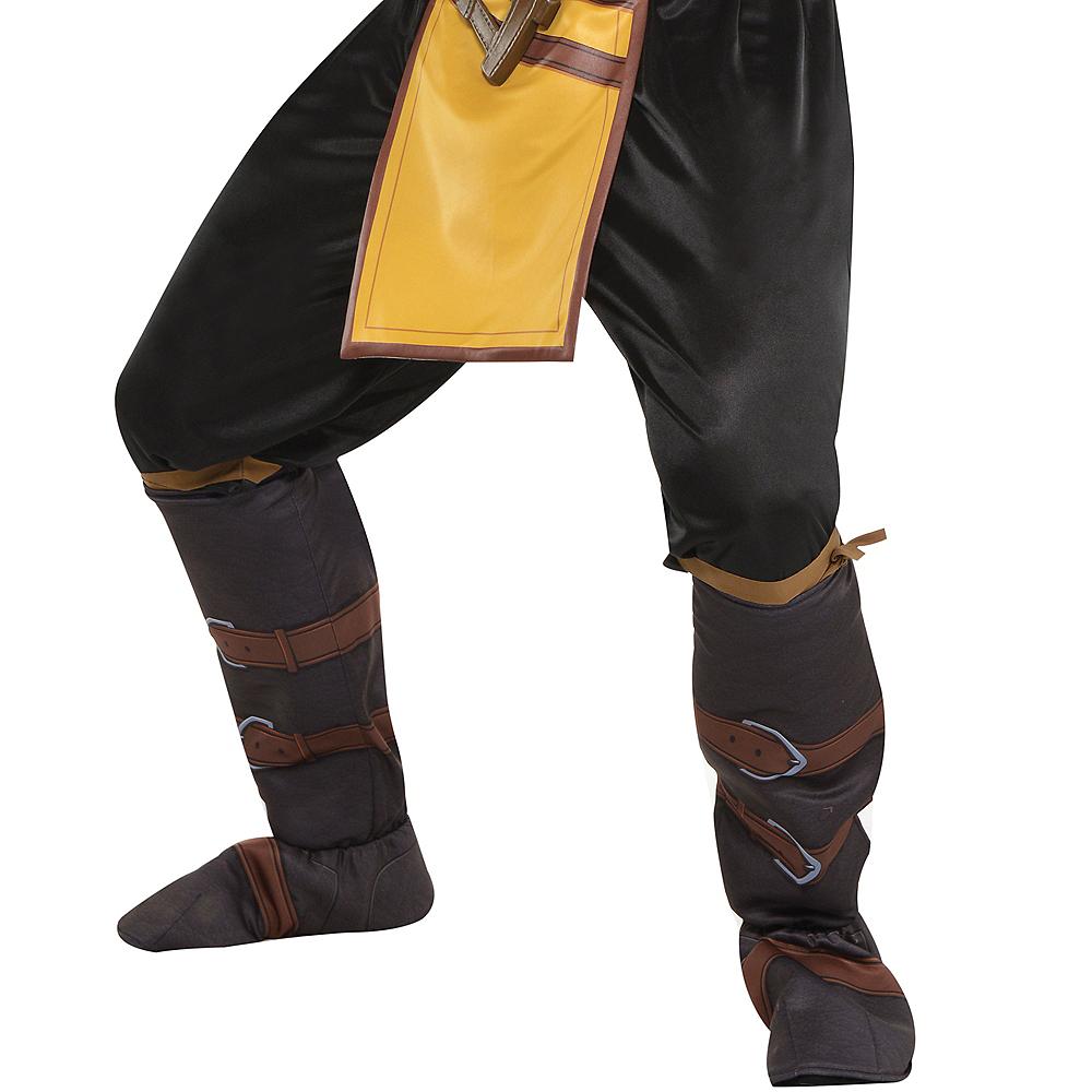 Adult Scorpion Costume Plus Size - Mortal Kombat X Image #4
