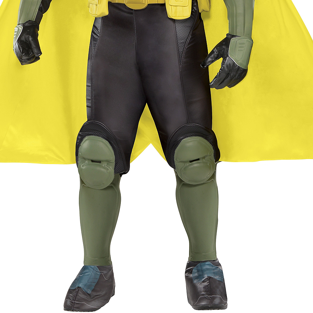 Nav Item for Adult Robin Muscle Costume Premier - Arkham Knight Image #4