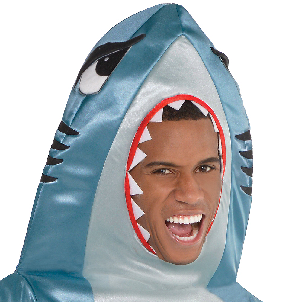 Adult Shark Costume Image #2