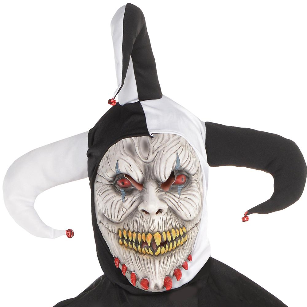 Adult Sinister Jester Costume Image #2