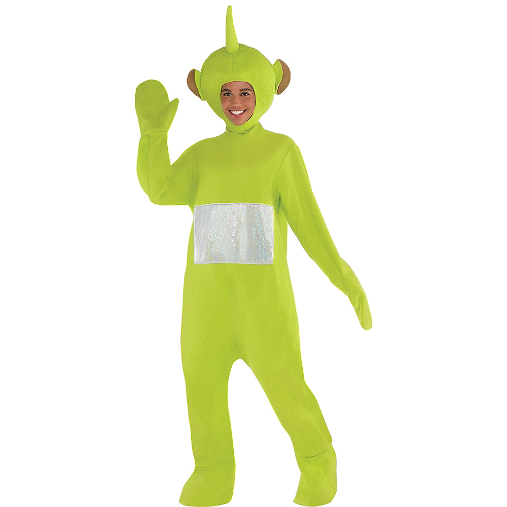 Adult Dipsy Costume - Teletubbies Image #1