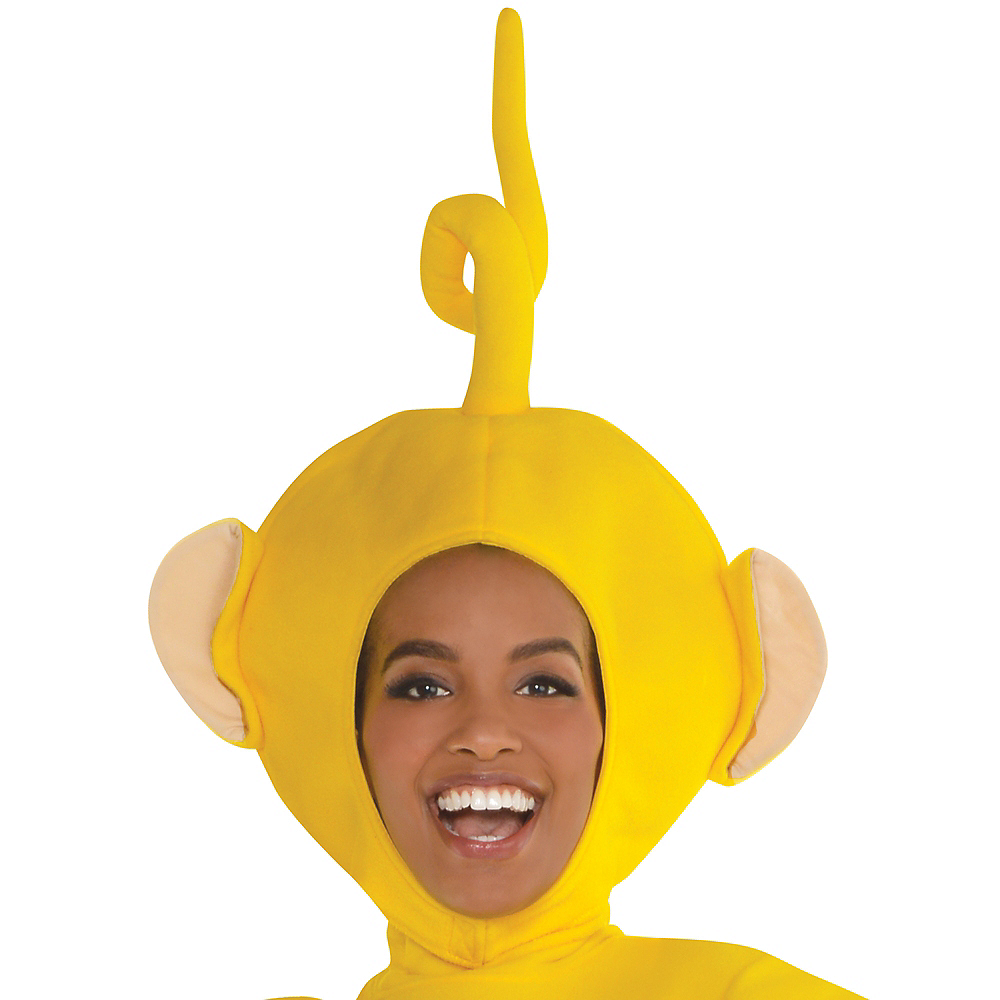 Laa Laa: Adult Laa Laa Costume - Teletubbies