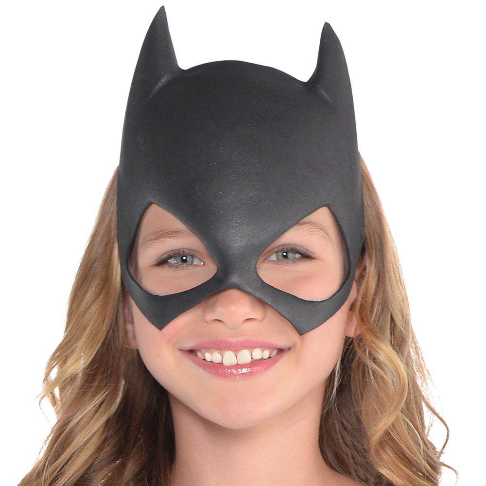 Girls Purple Batgirl Costume - Batman Image #2