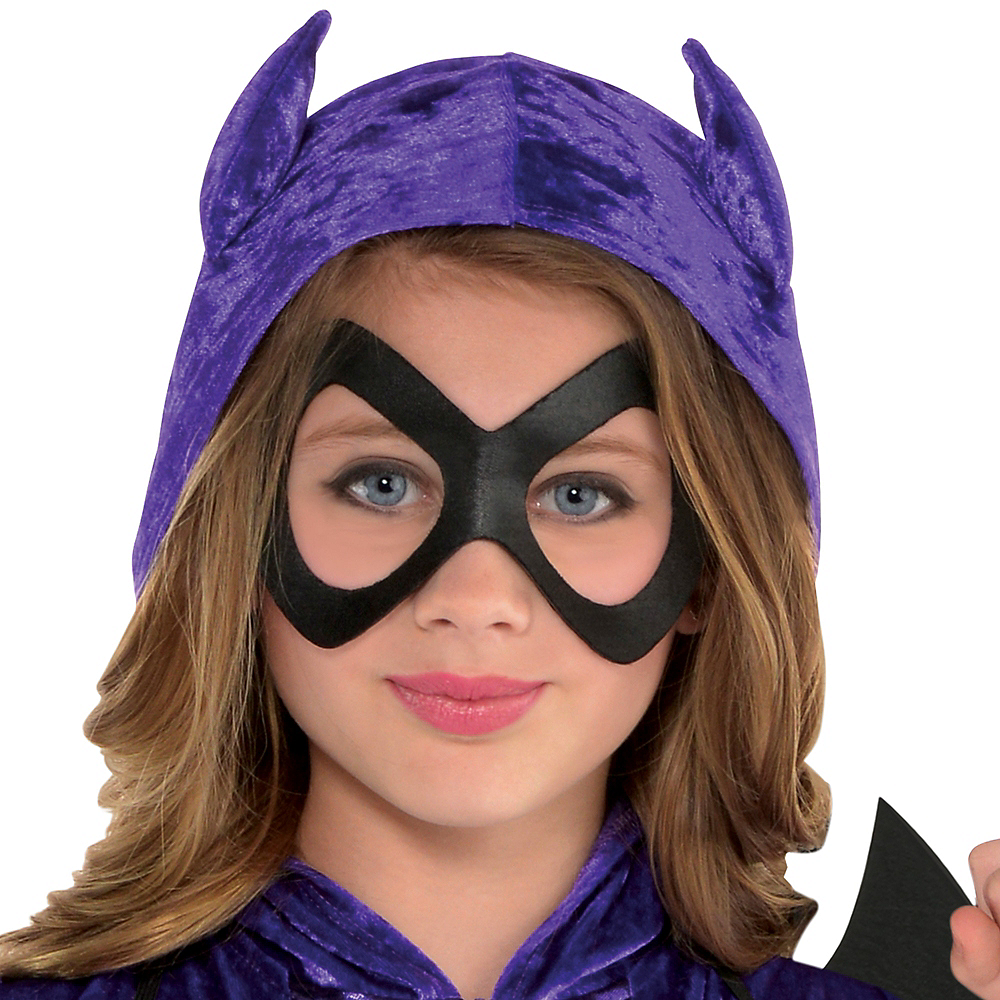 Girls Batgirl Jumpsuit Costume - DC Super Hero Girls Image #2