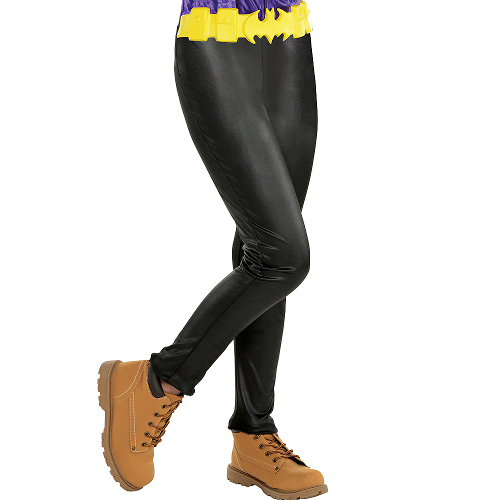 Girls Batgirl Jumpsuit Costume - DC Super Hero Girls Image #4