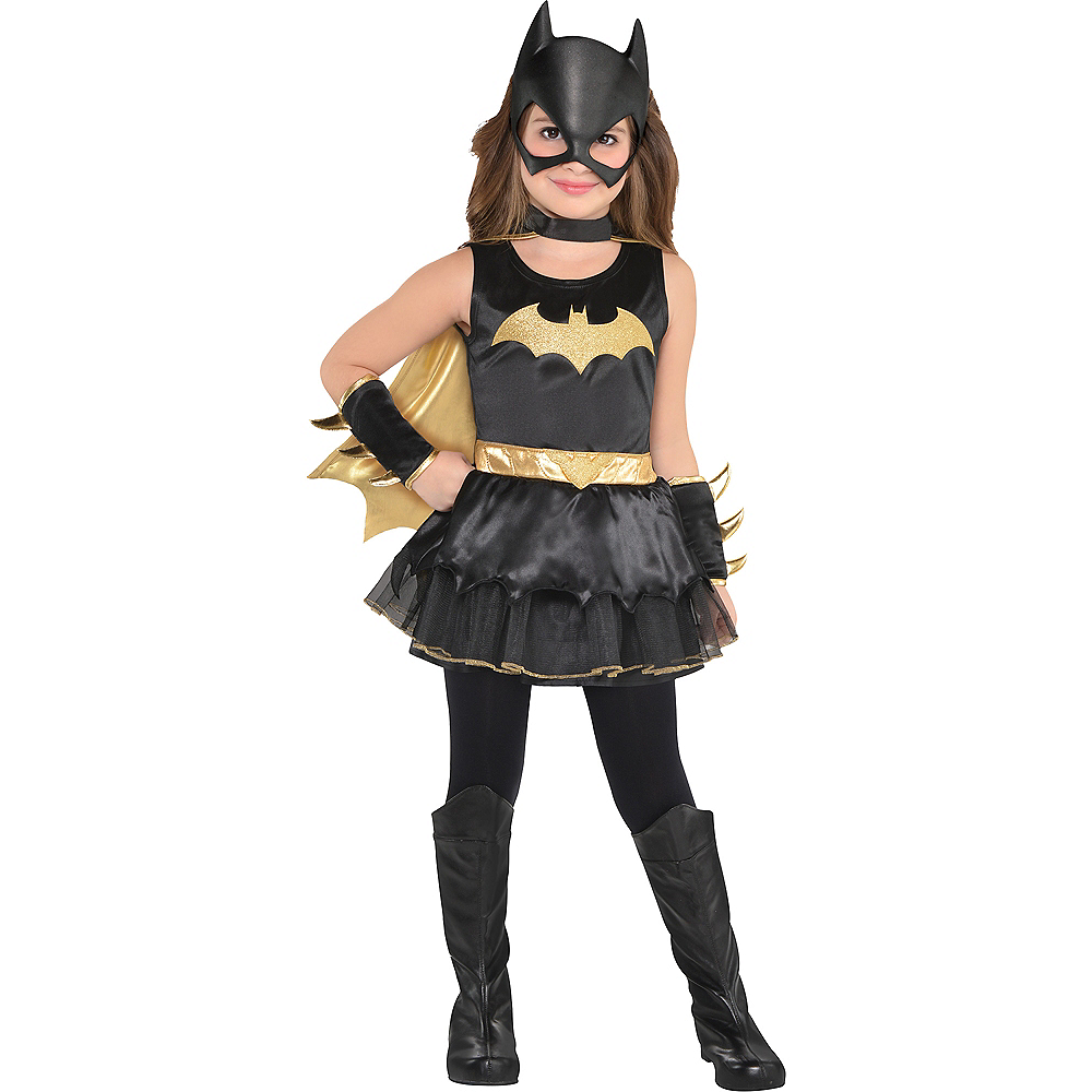 nav item for toddler girls batgirl costume dc comics new 52 image 1
