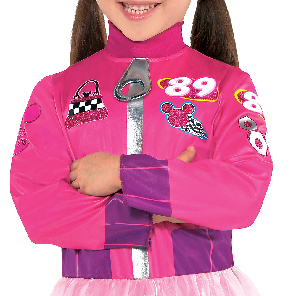 Toddler Girls Minnie Mouse Costume - Mickey & the Roadster Racers Image #3