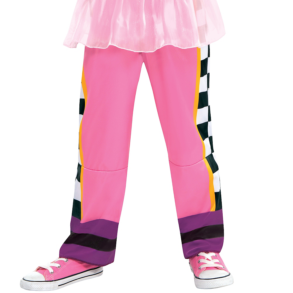 Toddler Girls Minnie Mouse Costume - Mickey & the Roadster Racers Image #4