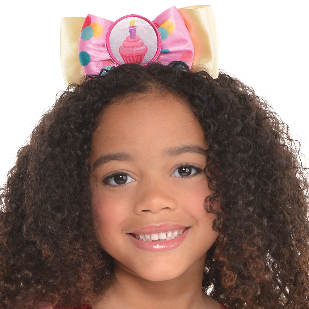 Girls Connie Confetti Costume - Num Noms Image #2