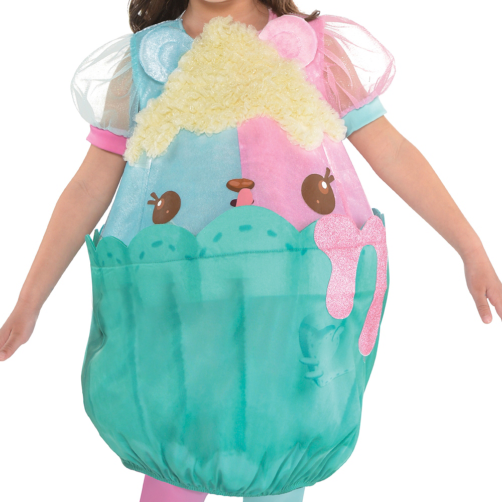 Nav Item for Girls Candie Puffs Costume - Num Noms Image #3