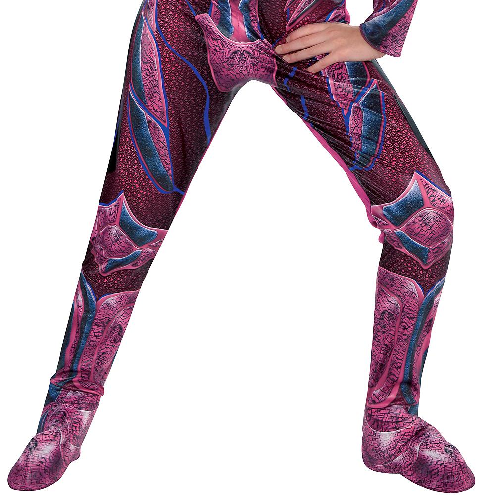 Girls Pink Ranger Costume - Power Rangers Image #4