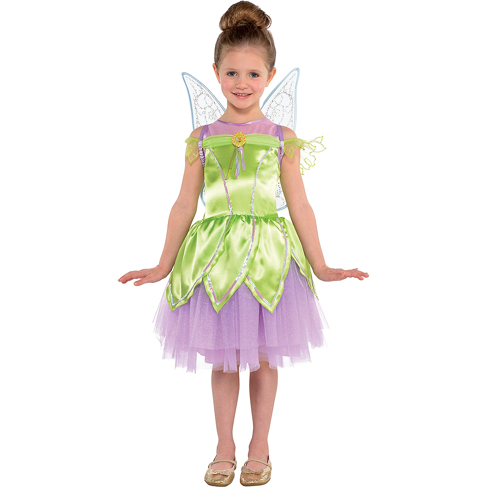 Toddler Girls Tinkerbell Costume | Party City