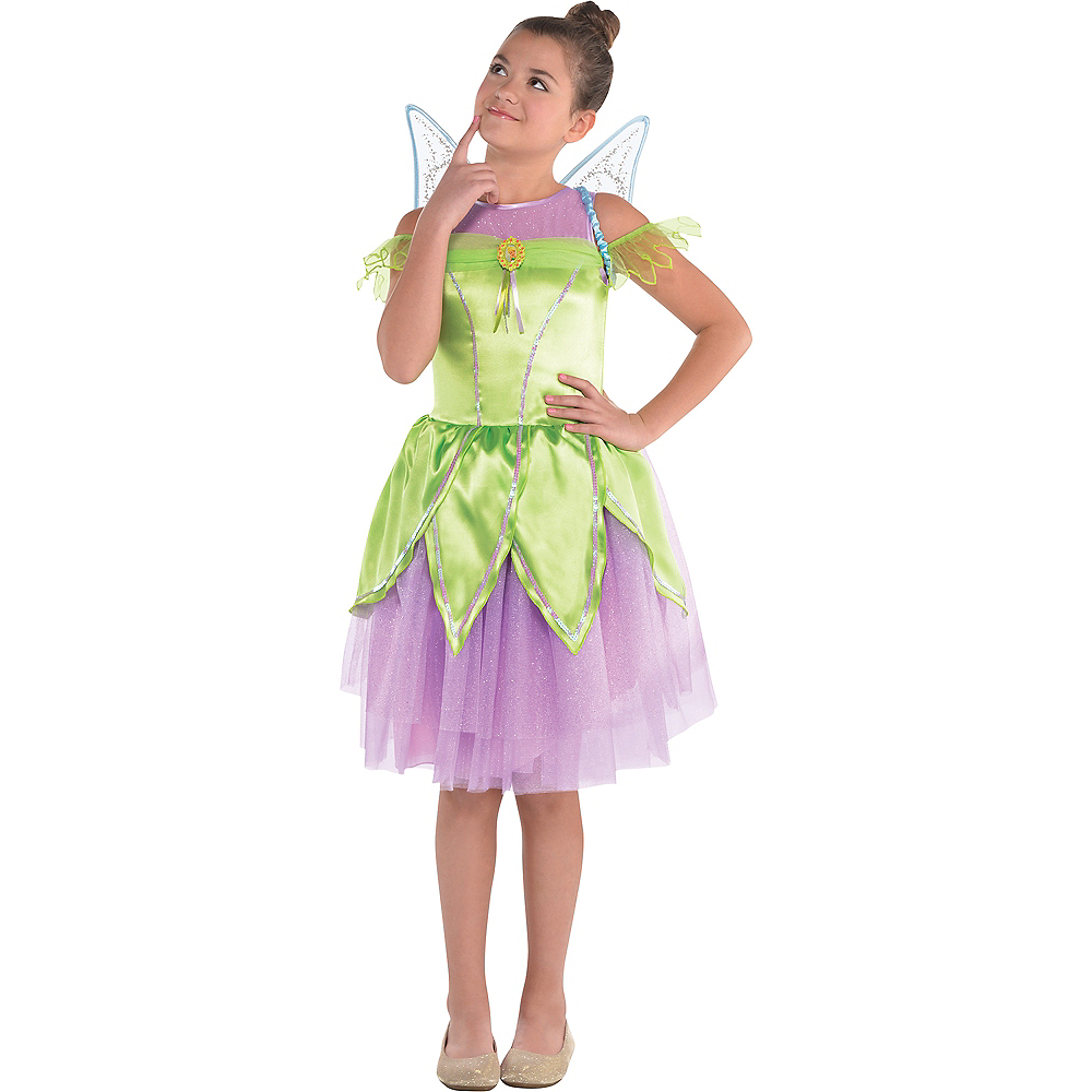 Girls Tinkerbell Costume | Party City