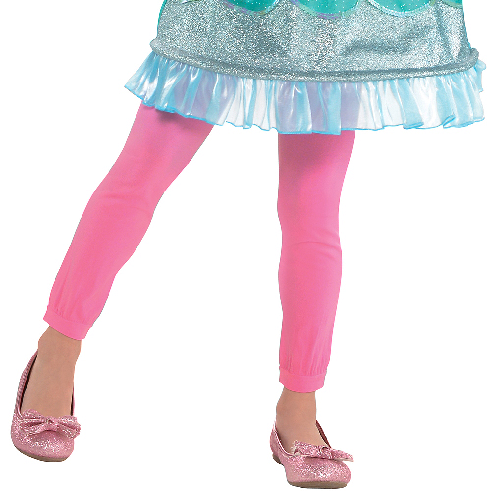 Girls Poppy Costume - Trolls Image #4