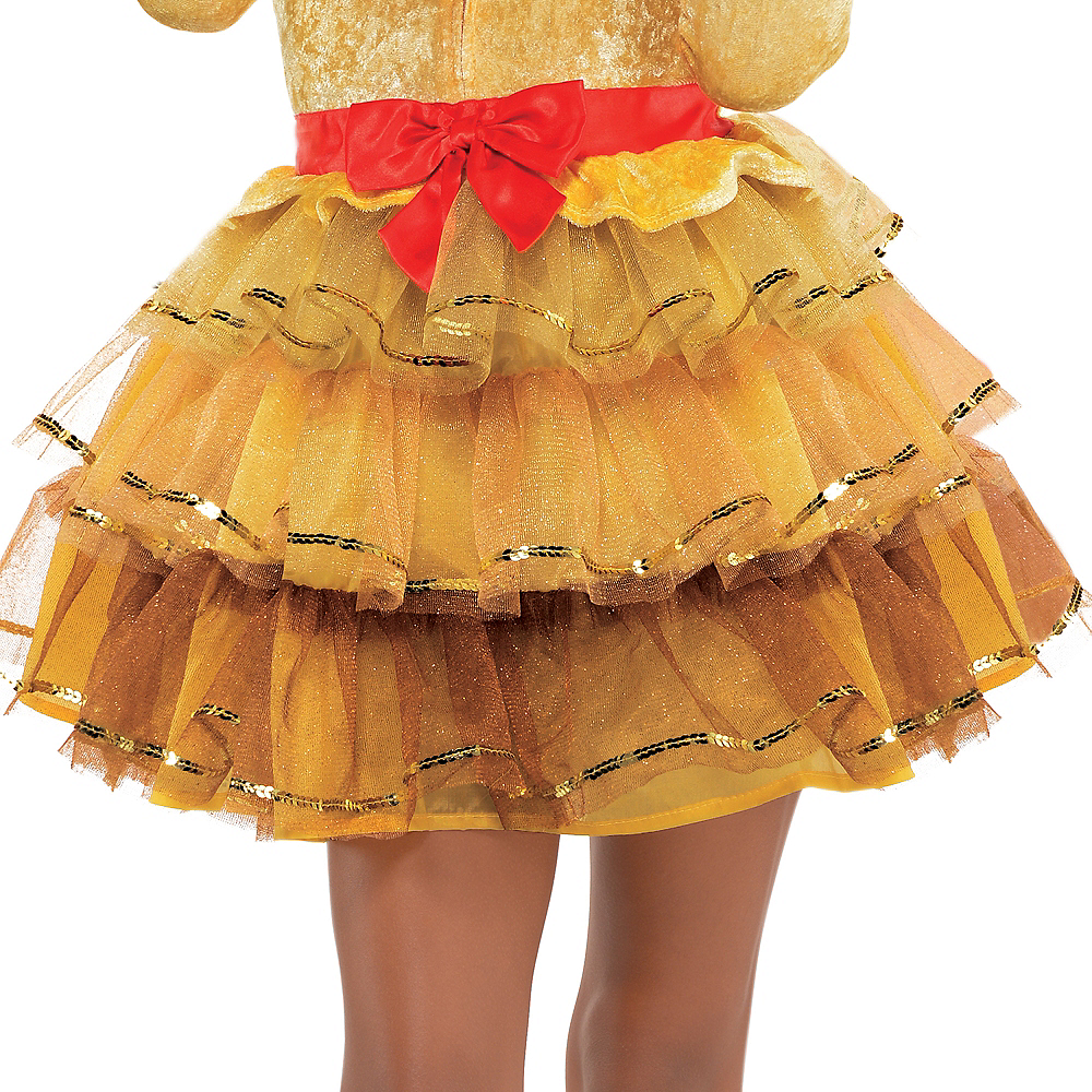 Girls Cowardly Lion Costume - Wizard of Oz Image #3