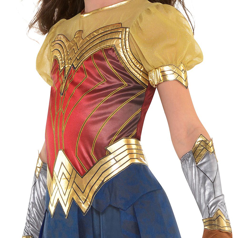 Girls Wonder Woman Costume - Wonder Woman Movie Image #3