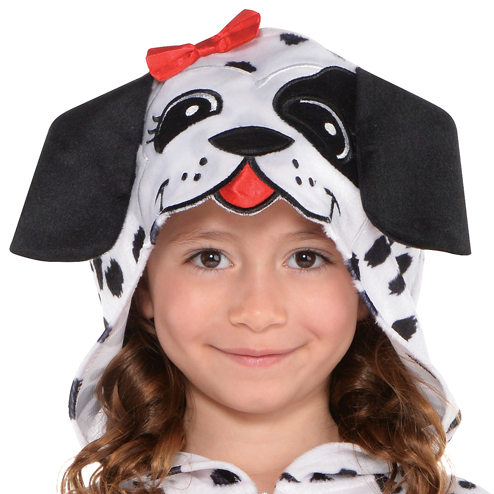 Toddler Girls Dalmatian Costume Image #2
