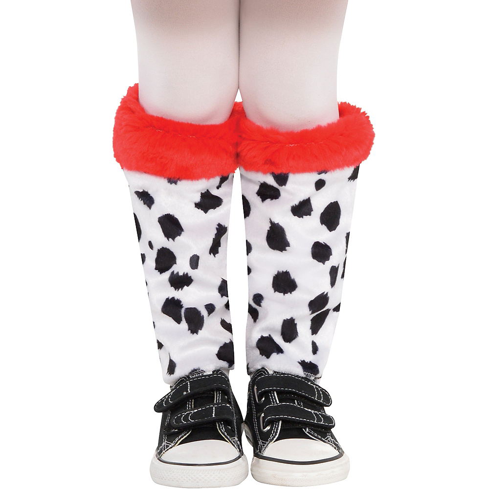 Toddler Girls Dalmatian Costume Image #4