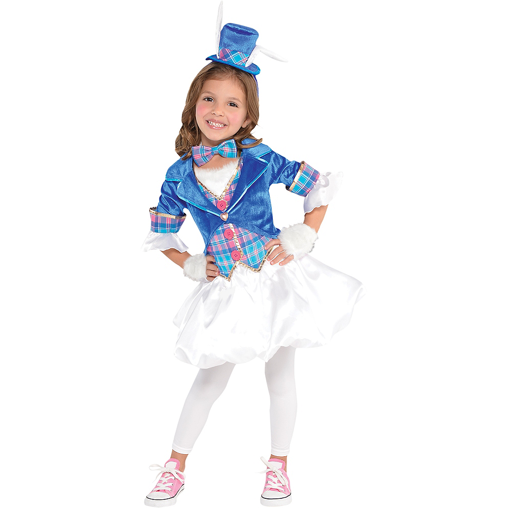 Toddler Girls White Rabbit Costume Party City